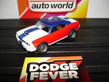 AUTO WORLD ~ Dodge Challenger Concept ~New in Jewel Case ~ ALSO FITS AW, AFX, JL