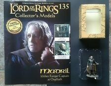 LOTR Collectors Models #135 Madril Ithilien Ranger Boxed & Magazine ULTRA RARE