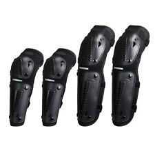 Elbow Knee Shin Armor Protector Guard Pads for Motorcycle Bike Racing Cycling