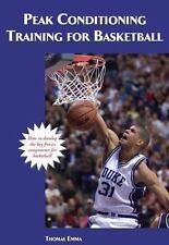 Peak ConditioningTraining for Basketball (Art & Science of Coaching)-ExLibrary
