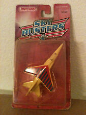 "1988 MATCHBOX MIRAGE VAQ-132 FIGHTER JET DIE CAST 4.5"" L"