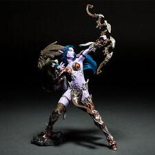 World of Warcraft Night Elf Hunter Alathena Moonbreeze Sorna Action Figure Toy