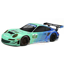 HPI Racing 2012 Porsche 911 GT3 RSR Clear Body EP 1:10 RC Cars Touring #108370