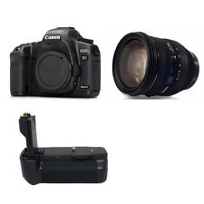 Canon Eos 5d Mark II +Battery Grip + Sigma 24/70 mm 1:2,8