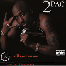 2pac-All Eyez on Me vinyle us 4lp