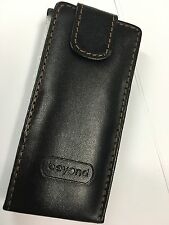 Nokia X6 Fitted Wallet Leather Case - Black LCP-NOKX6 Brand New in Original pack