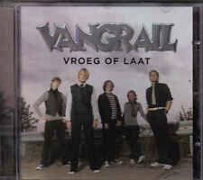 Vangrail-Vroeg Of Laat cd album