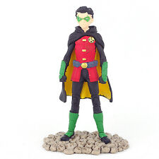 "DC Comics Justice League vs Teen Titans Damian Wayne ROBIN 3.5"" Figure Schleich"