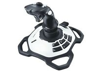New Logitech Extreme 3D Pro Joystick USB Flight Stick Games controller PC WIN 8