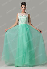 FAIRY TALE Princess WEDDING Ball Gown Homecoming Evening Party Long Prom Dresses