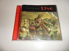 Cd   Live  ‎– Throwing Copper