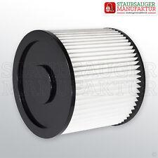 Filter passend für Fam Shopvac Dauerfilter Rundfilter Lamellenfilter Filter