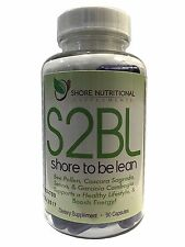 S2BL Bee Pollen by Shore Nutritional Extreme Weight Loss Fat Burner