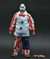 """Collectibles House of 1000 Corpses  8"""" Clothe Loose Action Figure ZX453"""