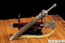 "1/6 Scale Sword Without Stand Ancient Weapon Model Toy For 12"" Action Figure"