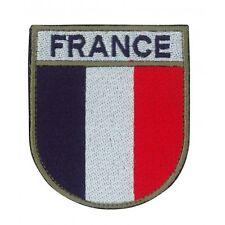 ECUSSON DE BRAS FRANCE BLEU BLANC ROUGE SPECIAL A COUDRE ARMEE AIRSOFT LS