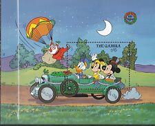 The Gambia 1989 - MNH - Walt Disney