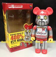 Be@rbrick Tofu DevilRobots 400% Evil Bear To Fu Bearbrick Devil Robots 1P