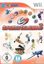 Nintendo Wii +Wii U SPORTS ISLAND 3 SPORT * DEUTSCH * Neuwertig
