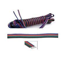 3m Cable RGB de 4 hilos para tiras de LED RGB