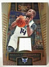 Michael Kidd-Gilchrist 2016-17 Panini Select Swatches GU Jersey #13 - HORNETS