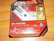 Disney Star Wars Box Busters Battle of Hoth Figure Spin Master New
