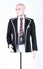 Ao no Blue Exorcist True Cross Academy Okumura Rin Uniform Jacket Tie Costume