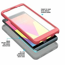 POETIC Revolution Rugged Dust Resistant Protector Case Cover for LG V20 Pink