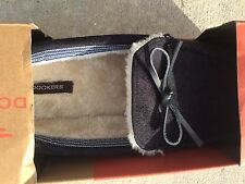 Brand New Dockers Men Trapper Black Moccasin Slipper 2X-Large (13/14) 2XL