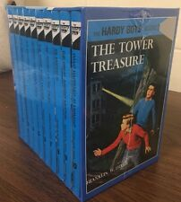 New The Hardy Boys Collection: 10 Book Box Set by Franklin W. Dixon