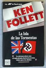 LA ISLA DE LAS TORMENTAS - KEN FOLLET - LOS JET DE PLAZA & JANES 1987 - VER
