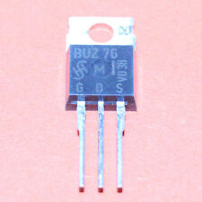 10 x BUZ76 SIEMENS MOSFET 3A 400V 40W TO220 N-CHANNEL 10pcs.