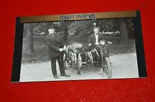 ★★1920 WILLAM S HARLEY & WILLIAM A DAVIDSON FISHING TRIP HISTORY PHOTO MAGNET★★