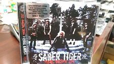 SABER TIGER - The Best Of CD Japanese Heavy Metal Hate Crime The Hammer Bionic
