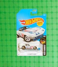 2016 Hot Wheels Night Burnerz #86  - '69 Corvette Racer - New for 2016