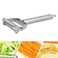 Stainless Steel Vegetable Fruit Peeler Parer Julienne Kitchen Tools Gadgets NEW