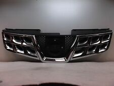 nv40698 Nissan Rogue 2011 2012 2013 FRONT Center Chrome GRILLE OEM