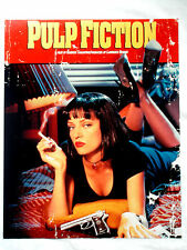PULP FICTION –  Poster – from 1995        NOT a modern print