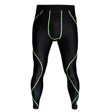 SMALL BASELAYER COMPRESSION SKINS LONG PANT | GYM CYCLING RUNNING EXERCISE SPORT