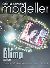 Sci-fi & Fantasy Modeller Vol 27  - Blade Runner Blimp - Reborn  98 Pages    New