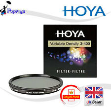 NEW 72mm HOYA Variable DENSIDAD Variable Densidad Neutra ND3-ND400 72mm Filtro