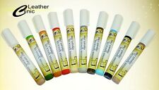ALL IN ONE !!!  Leather & Vinyl Touch Up Scratch Repair Pen All Colours