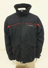 Rossignol Racing Black Fully Insulated Ski Jacket Size XXL Fast Shipping LOOK