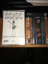 AC/DC FLICK OF THE SWITCH 465259 4 Cassette Tape