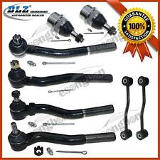 8 DLZ Sway Bar Tie Rod End and Ball Joint Set for 1999-2004 JEEP GRAND CHEROKEE