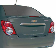 PAINTED CHEVROLET SONIC FLUSHMOUNT FACTORY STYLE REAR WING SPOILER 2012-2017