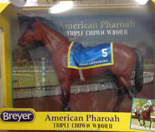 Breyer Collectable Model Horses Classic Size American Pharoah Race Horse