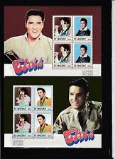 St Vincent & USA 1985 ELVIS PRESLEY Thematic STAMP Collection REF:T2Q
