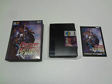 Fighters History Dynamite SNK Neo-Geo AES (Japanese)