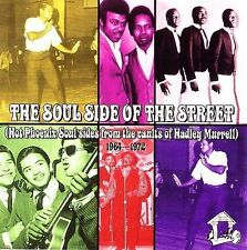 The Soul Side of the Street by Various Artists (CD, Jan-2006, Bacchus Archives)